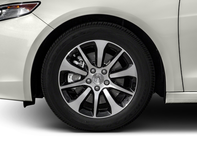 2017 Acura TLX Base Price FWD w/Technology Pkg Pricing wheel