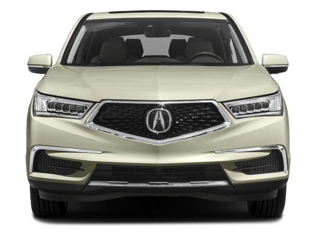2017 Acura MDX Base Price SH-AWD Pricing front view