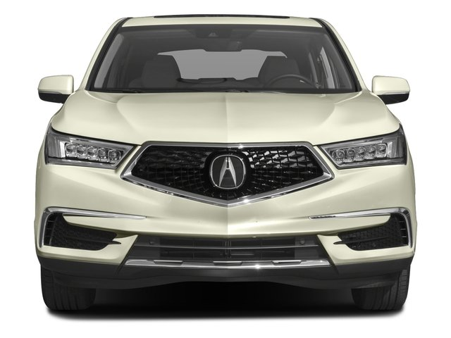 2017 Acura MDX Base Price FWD Pricing front view