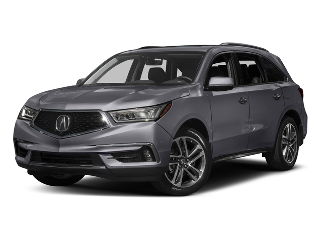 2017 Acura MDX Prices and Values Utility 4D Advance 2WD V6
