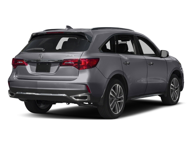 2017 Acura MDX Prices and Values Utility 4D Advance 2WD V6 side rear view