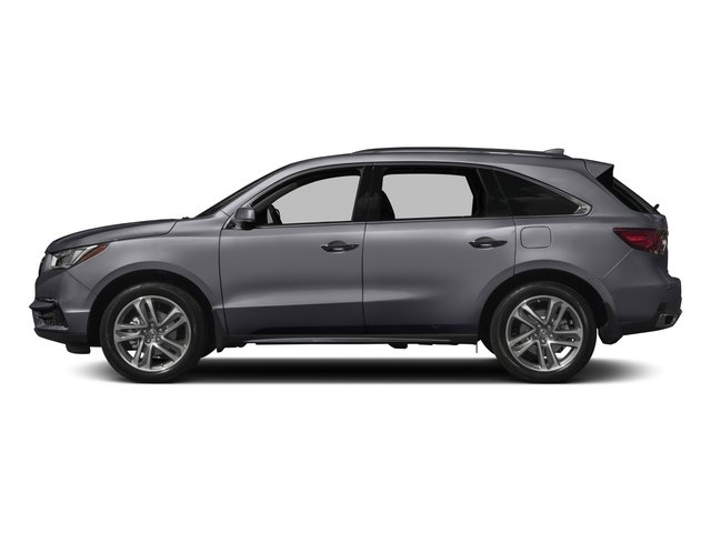 2017 Acura MDX Prices and Values Utility 4D Advance 2WD V6 side view