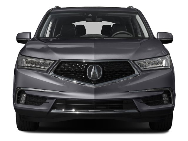 2017 Acura MDX Prices and Values Utility 4D Advance 2WD V6 front view