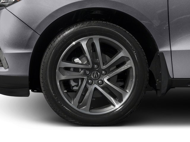 2017 Acura MDX Prices and Values Utility 4D Advance 2WD V6 wheel