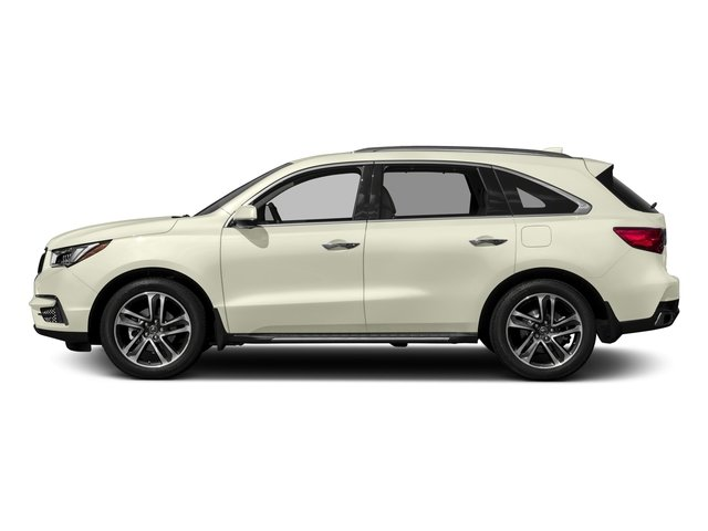 2017 Acura MDX Base Price SH-AWD w/Advance Pkg Pricing side view