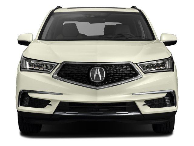 2017 Acura MDX Base Price SH-AWD w/Advance Pkg Pricing front view