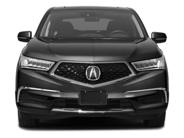 2017 Acura MDX Prices and Values Utility 4D Technology 2WD V6 front view