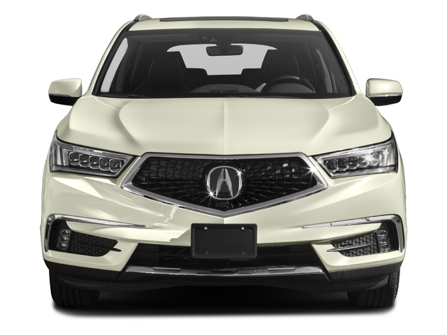 2017 Acura MDX Base Price FWD w/Advance/Entertainment Pkg Pricing front view