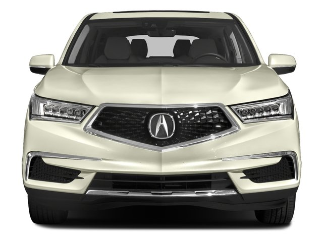2017 Acura MDX Base Price FWD w/Technology/Entertainment Pkg Pricing front view