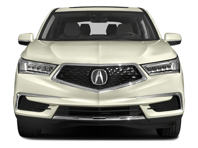 2017 Acura MDX Prices and Values Utility 4D Technology DVD 2WD V6 front view