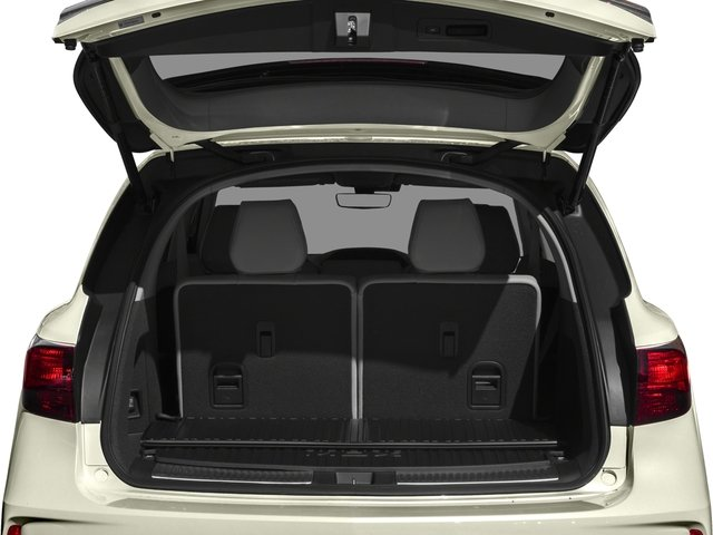 2017 Acura MDX Base Price FWD w/Technology/Entertainment Pkg Pricing open trunk