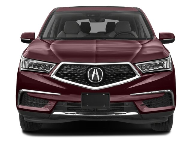 2017 Acura MDX Pictures MDX Utility 4D Technology DVD AWD V6 photos front view