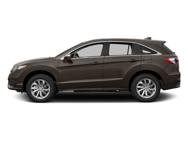 2017 Acura RDX Prices and Values Utility 4D Technology AWD V6 side view