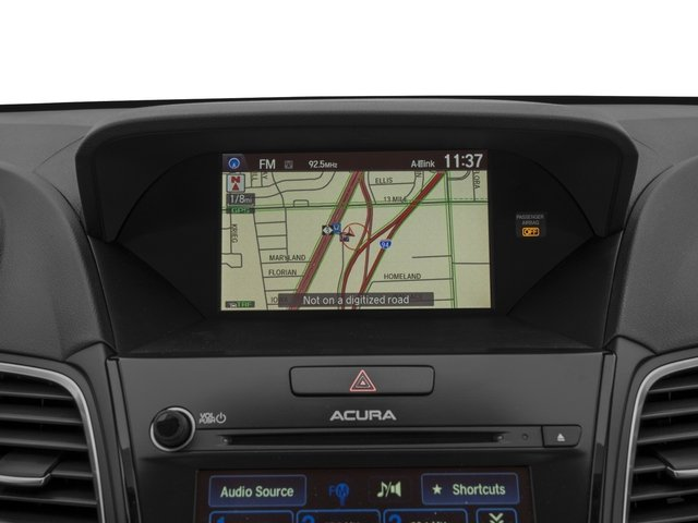 2017 Acura RDX Prices and Values Utility 4D Technology AWD V6 navigation system