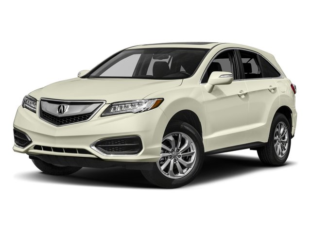 2017 Acura RDX Pictures RDX Utility 4D AWD V6 photos side front view