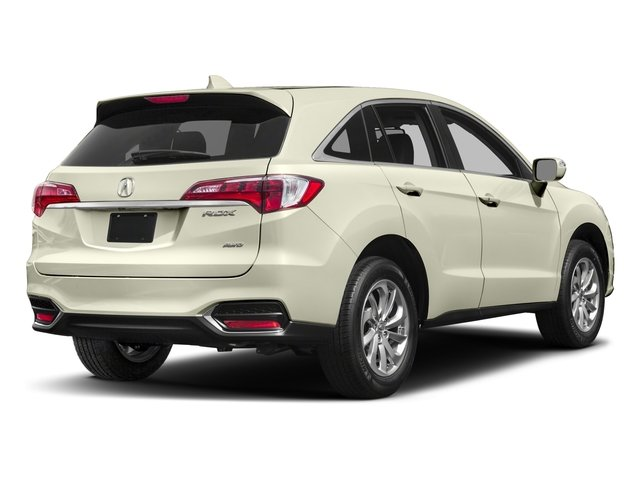 2017 Acura RDX Base Price AWD Pricing side rear view
