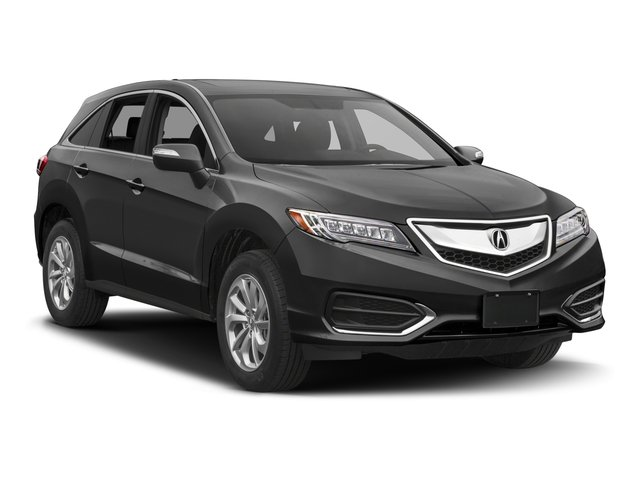 2017 Acura RDX Prices and Values Utility 4D Technology 2WD V6 side front view