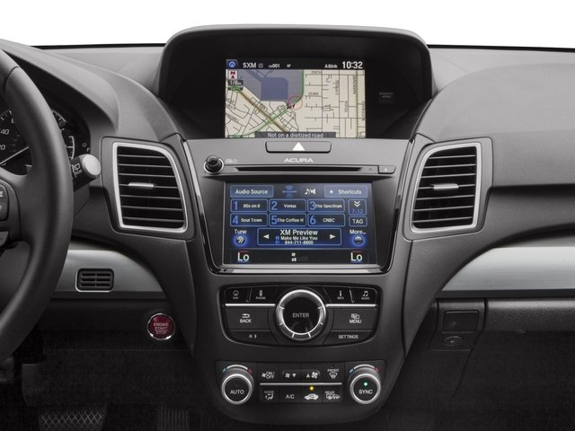 2017 Acura RDX Prices and Values Utility 4D Technology 2WD V6 stereo system