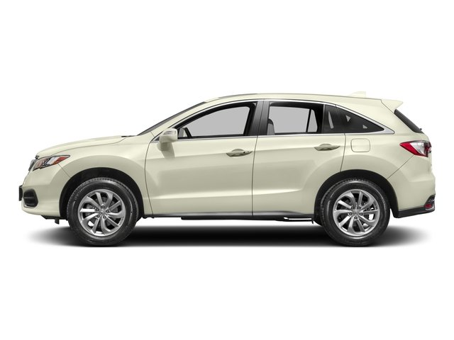 2017 Acura RDX Prices and Values Utility 4D 2WD V6 side view