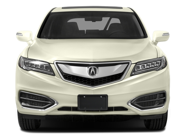 2017 Acura RDX Prices and Values Utility 4D 2WD V6 front view