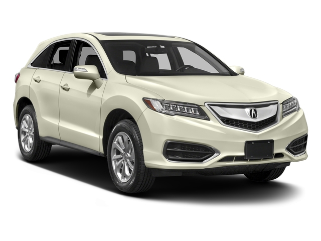 2017 Acura RDX Prices and Values Utility 4D 2WD V6 side front view