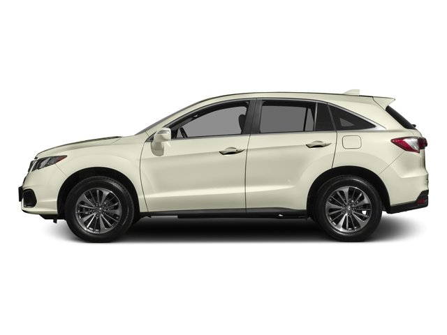 2017 Acura RDX Pictures RDX Utility 4D Advance AWD V6 photos side view
