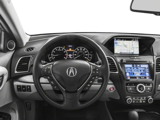 2017 Acura RDX Pictures RDX Utility 4D Advance AWD V6 photos driver's dashboard