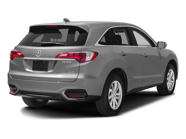 2017 Acura RDX Base Price AWD w/AcuraWatch Plus Pricing side rear view