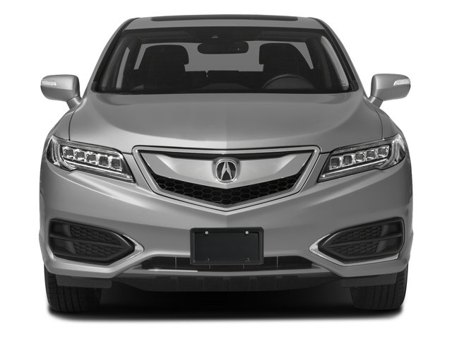 2017 Acura RDX Pictures RDX AWD w/AcuraWatch Plus photos front view