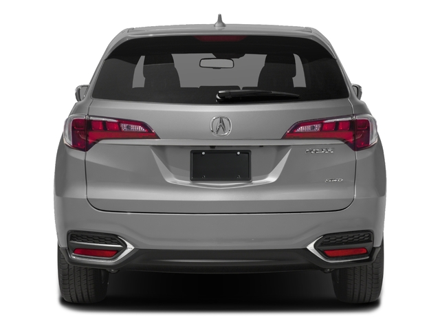 2017 Acura RDX Base Price AWD w/AcuraWatch Plus Pricing rear view