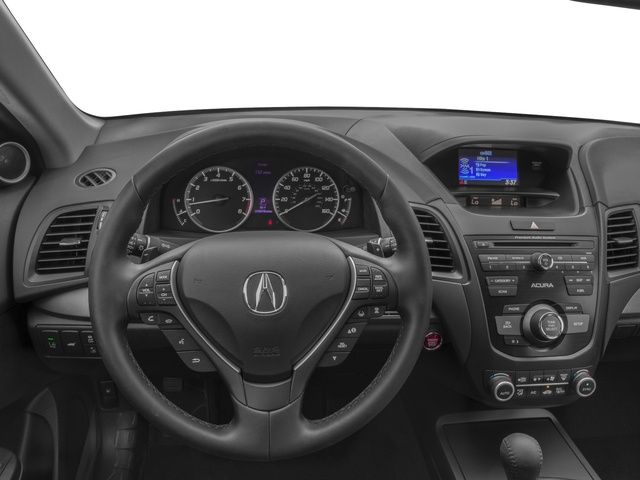 2017 Acura RDX Pictures RDX AWD w/AcuraWatch Plus photos driver's dashboard