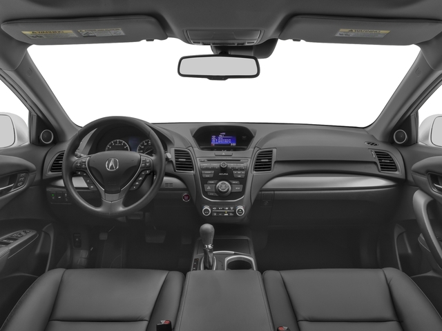2017 Acura RDX Pictures RDX AWD w/AcuraWatch Plus photos full dashboard