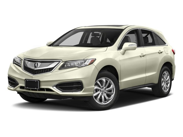 2017 Acura RDX Base Price FWD w/Technology/AcuraWatch Plus Pkg Pricing side front view