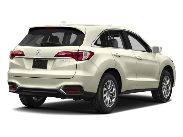 2017 Acura RDX Base Price FWD w/Technology/AcuraWatch Plus Pkg Pricing side rear view