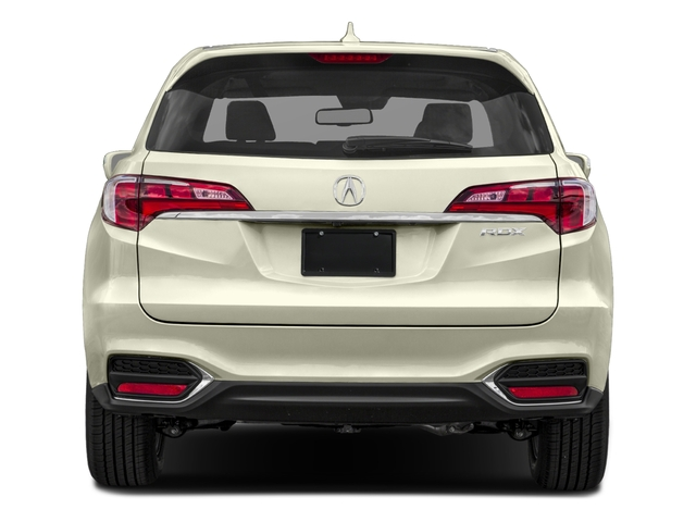2017 Acura RDX Base Price FWD w/Technology/AcuraWatch Plus Pkg Pricing rear view