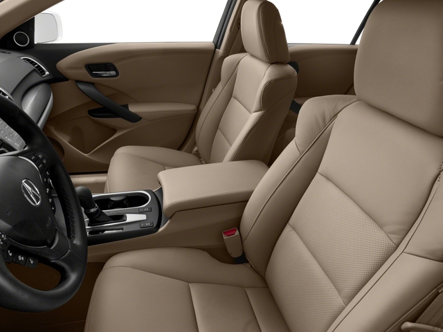 2017 Acura RDX Base Price FWD w/Technology/AcuraWatch Plus Pkg Pricing front seat interior