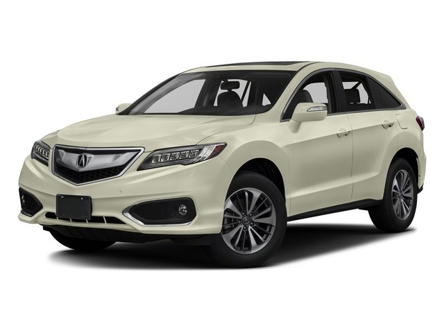 2017 Acura RDX Prices and Values Utility 4D Advance 2WD V6 side front view
