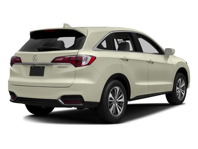 2017 Acura RDX Prices and Values Utility 4D Advance 2WD V6 side rear view