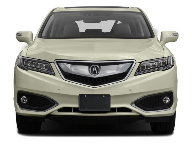 2017 Acura RDX Prices and Values Utility 4D Advance 2WD V6 front view