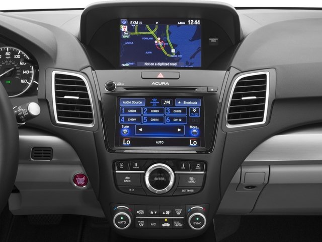 2017 Acura RDX Prices and Values Utility 4D Advance 2WD V6 stereo system