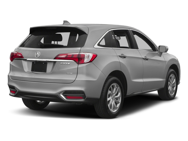 2017 Acura RDX Base Price AWD w/Technology/AcuraWatch Plus Pkg Pricing side rear view