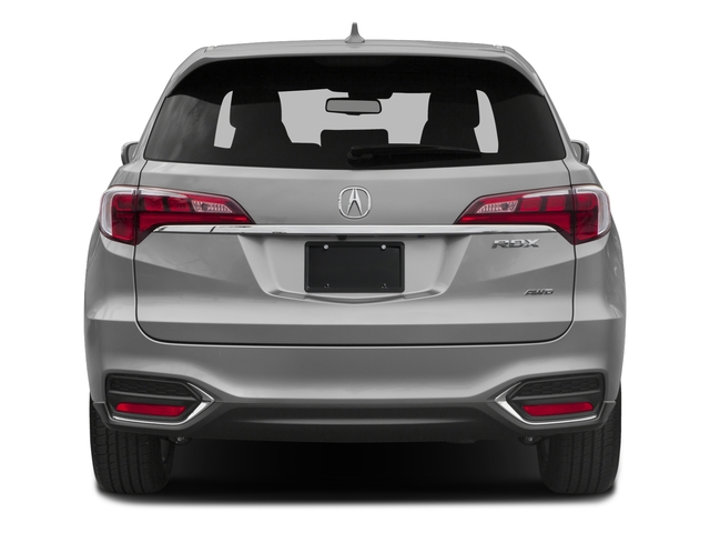 2017 Acura RDX Base Price AWD w/Technology/AcuraWatch Plus Pkg Pricing rear view