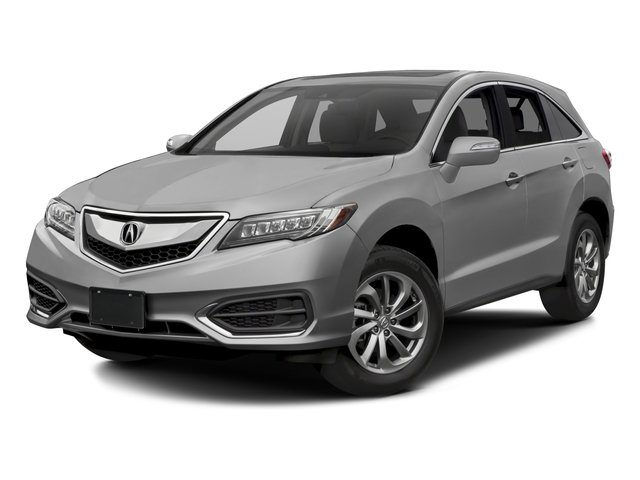 2017 Acura RDX Pictures RDX FWD w/AcuraWatch Plus photos side front view