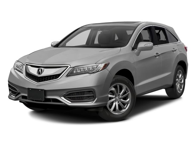 2017 Acura RDX Base Price FWD w/AcuraWatch Plus Pricing side front view