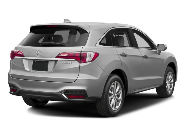 2017 Acura RDX Base Price FWD w/AcuraWatch Plus Pricing side rear view