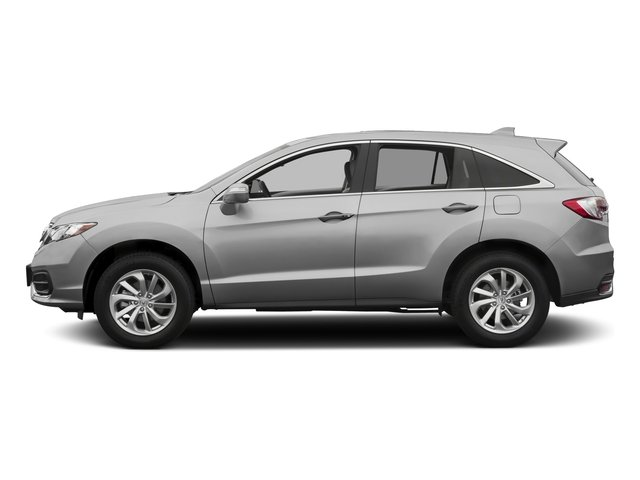 2017 Acura RDX Pictures RDX FWD w/AcuraWatch Plus photos side view