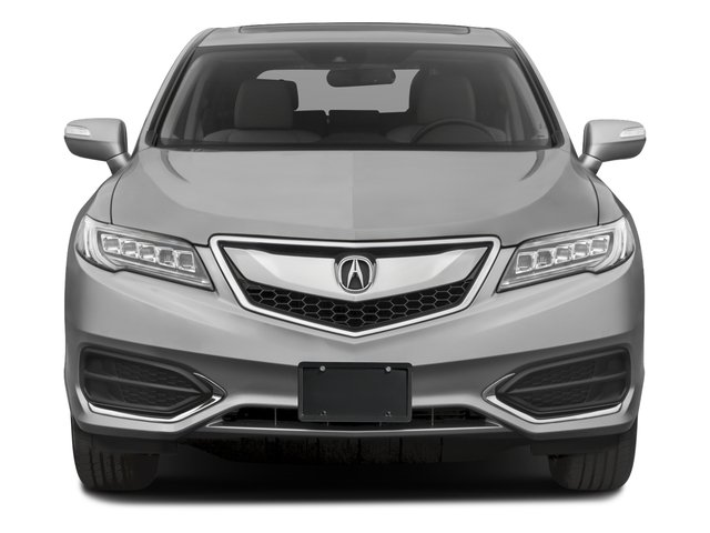 2017 Acura RDX Pictures RDX FWD w/AcuraWatch Plus photos front view