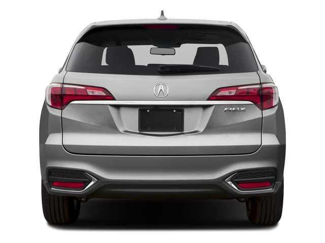 2017 Acura RDX Base Price FWD w/AcuraWatch Plus Pricing rear view