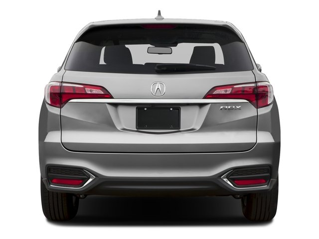 2017 Acura RDX Pictures RDX FWD w/AcuraWatch Plus photos rear view