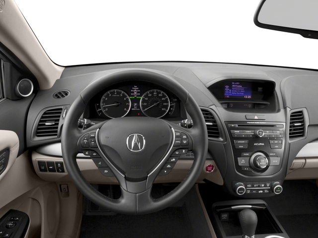 2017 Acura RDX Pictures RDX FWD w/AcuraWatch Plus photos driver's dashboard